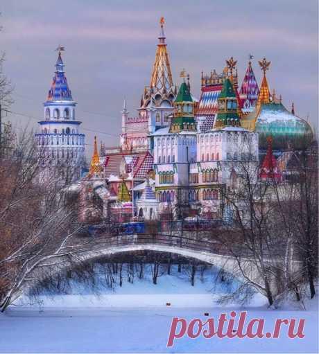 #Измайловский_Кремль@discoverygroup