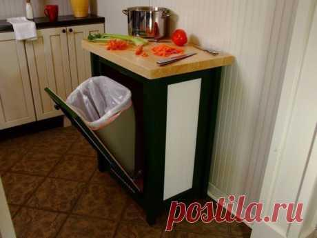Функциональная идея для кухни
