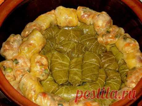 Постни зелеви сарми – богата рецепта със зеленчуци, ориз и гъби - poleznite.com