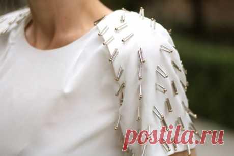 Всяко-разно (подборка) Модная одежда и дизайн интерьера своими руками