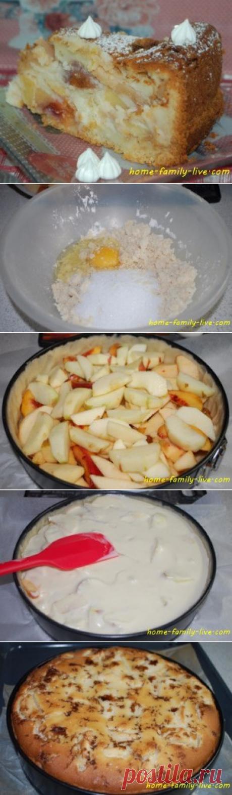 Венский пирог/Сайт с пошаговыми рецептами с фото для тех кто любит готовить