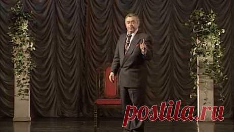 Роман Карцев. Бенефис . / 1999 год , Россия .