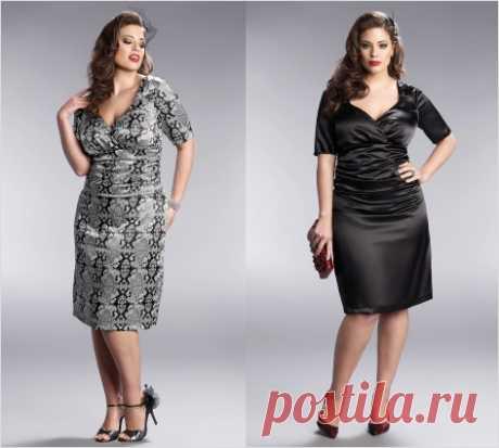 Выкройки платьев  для полных Выкройка платья для полных  Все платья по одной выкройкеМногие женщины и девушки, обладающие излишним весом, комплексуют по этому поводу. Мое мнение – главное правильно подобрать одежду, остальное при…