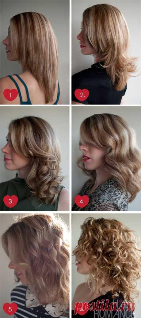 Пять способов высушить волосы
