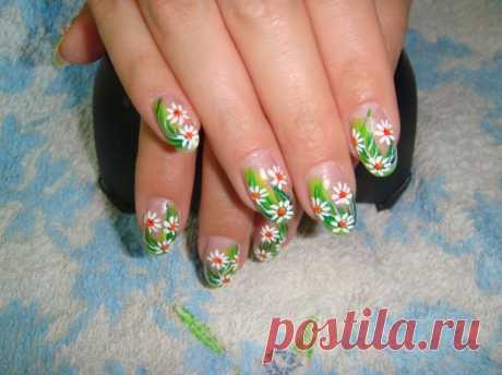 design of nails with snowdrops: 25 thousand images are found in Yandex. Pictures