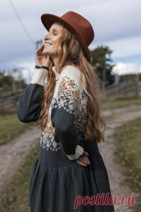 Описание вязания платья North Star (Полярная звезда) | Вяжут мамы и не только | Яндекс Дзен