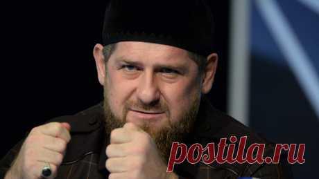 27.10.20-Кадыров: Макрон вынуждает людей идти на терроризм - Газета.Ru | Новости