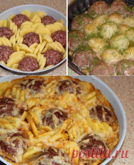 Как накормить всю семью с помощью 200 грамм фарша: вкусный бюджетный ужин