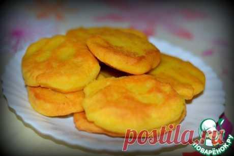 Мчади - кулинарный рецепт