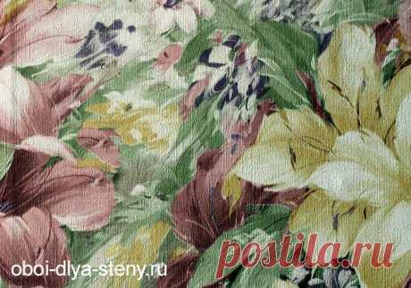 Тканевые обои - это роскошь, которая присутствовала обычно в дворцах, где стены украшали дорогими материалами. Сегодня тканевые обои - это натуральные ткани, нанесённые на флизелиновую или бумажную основу.