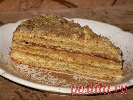 Торт «Медовик» в мультиварке / Простые рецепты
