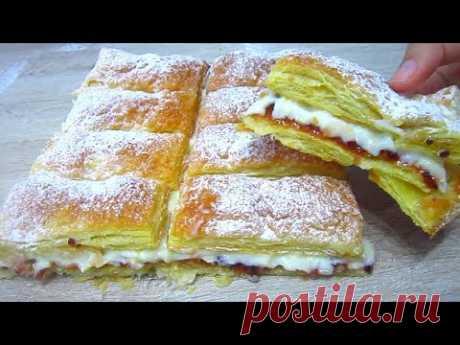 Заменит и Пирожное и Торт Так просто и Необыкновенно Вкусно!