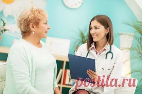 Этих врачей надо посещать раз в год женщинам после 45 лет