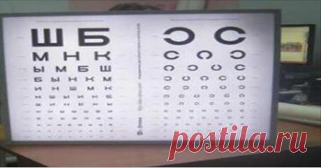 Четкое зрение вернется через 4 дня! Об этом не знает 99% населения!
