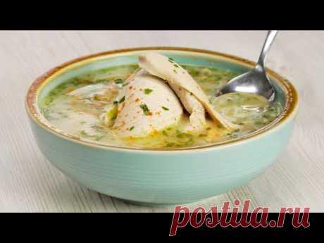 """Изумительная грузинская ЧИХИРТМА! Грузины называют его """"Королем супов"""". Рецепт от Всегда Вкусно!"""