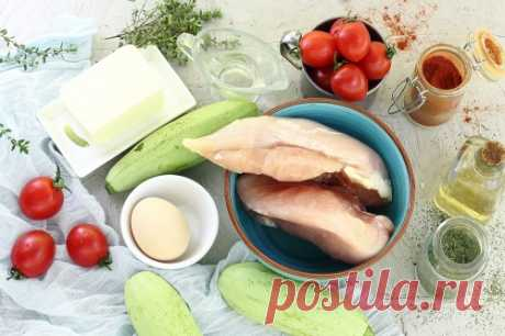 Мясная пицца с кабачками гриль и помидорами: рецепт пошаговый с фото. | Меню недели