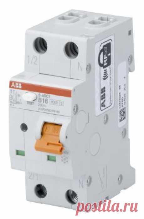S-ARC1 и S-ARC1 M от фирмы ABB. Устройство обнаружения дуги (AFDD) с защитой от перегрузки и защитой от перенапряжения  Максимальная безопасность при простой установке от фирмы ABB. Обращаю внимание, что данных устройств еще нет на Российском рынке! Сделан свободный перевод с официального сайта ABB. S-ARC1 и S-ARC1 M обеспечивают максимальную безопасность и защиту во всех видах зданий, защищая людей и имущество. Благодаря раннему обнаружению электрической дуги и отключению поврежденной цепи