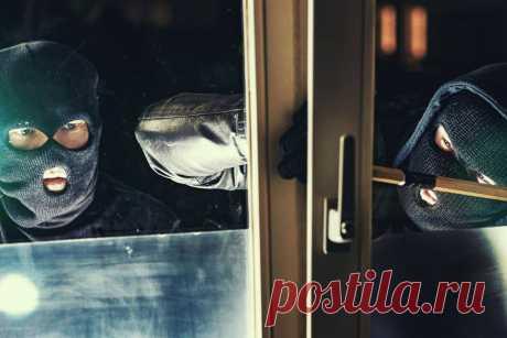 12 приемов, которые помогут удержать грабителей подальше от дома