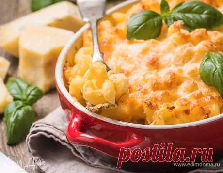 Кулинарные советы. Быстрый мастер-класс: макароны с сыром (mac and cheese)