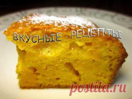 Морковный пирог - пошаговый рецепт с фото   Вкусные рецепты