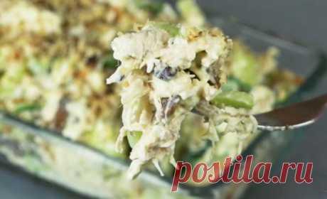 Обалденный салат «Вместо оливье». Быстрый и очень вкусный – В Курсе Жизни