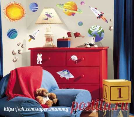 Идеи в детскую комнату. / Моё счастье