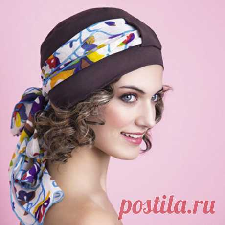 How to tie a scarf on the head to be modern, fashionable and beautiful?:: SYL.ru