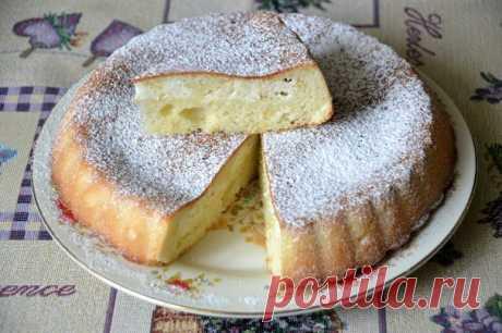 Заливной пирог с творогом - пошаговый рецепт с фото на Повар.ру