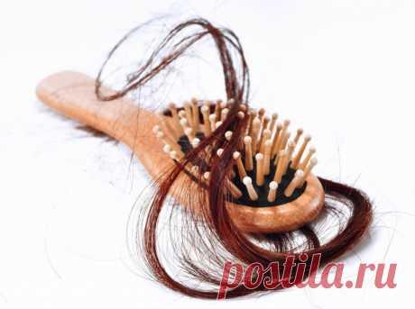Какие привычки способствуют выпадению волос
