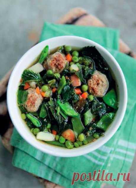 (+1) - Солянка, грибной, суп с фрикадельками: 3 рецепта первых блюд | Любимые рецепты