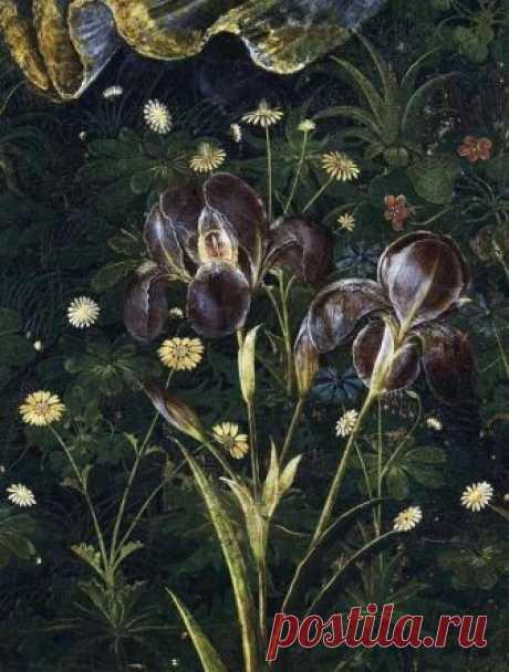 Sandro Botticelli, Primavera, (dett.), 1482 / Facebook