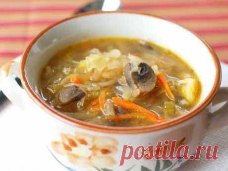Рецепты вкусных постных блюд на первое Какие вкусные и полезные первые блюда стоит приготовить в пост.