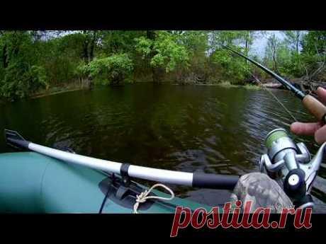 Рыбалка на крупную рыбу. Секреты рыболова
