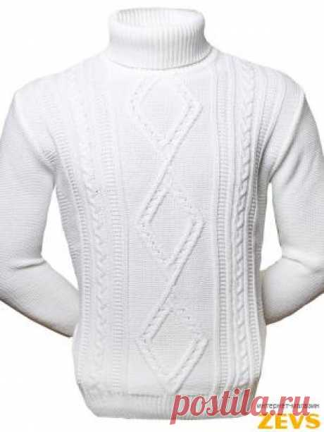 ФОТО___Купить теплый мужской свитер в интернет магазине: зимний, с высоким горлом, свитера больших размеров (большой), свитеры для мужчин вязаные, теплые, шерсть, с высоким воротником, с косами, крупной вязки, шерстяные, молодежные, недорого, скидки, распродажа