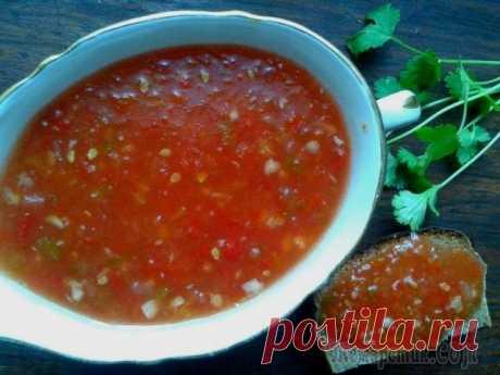 """Вкуснейший сладкий соус """"Чили""""."""