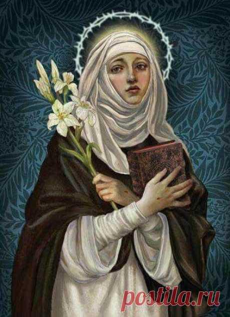 Молитва святой Екатерине о замужестве