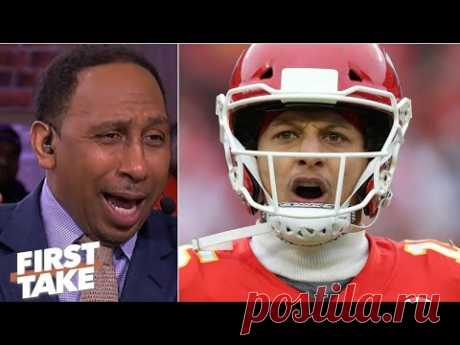 "Stephen A. ""impressed"" Patrick Mahomes shines as Chiefs dominate Bills"