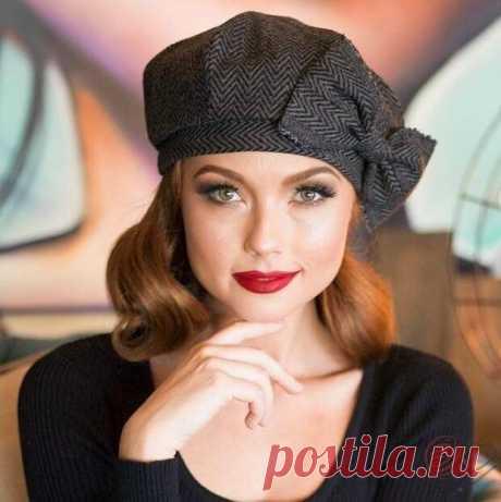 Выкройки элегантных шляпок - Сам себе мастер - медиаплатформа МирТесен Выкройки элегантных шляпок для создания благородных осенних образов.