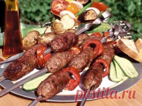 Как приготовить шашлык по-восточному :: Кулинарные рецепты :: KakProsto.ru: как просто сделать всё
