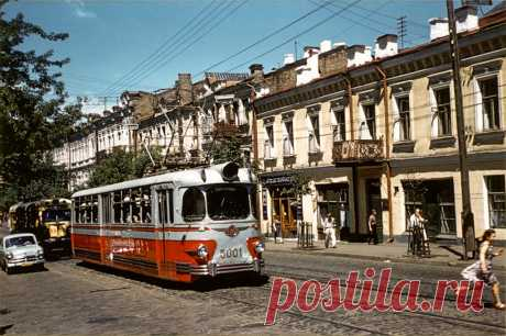 Продолжая тему модернизации трамваев: gre4ark