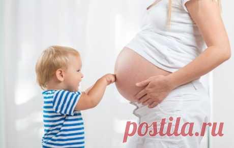 Как подготовить ребенка к рождению брата или сестры?