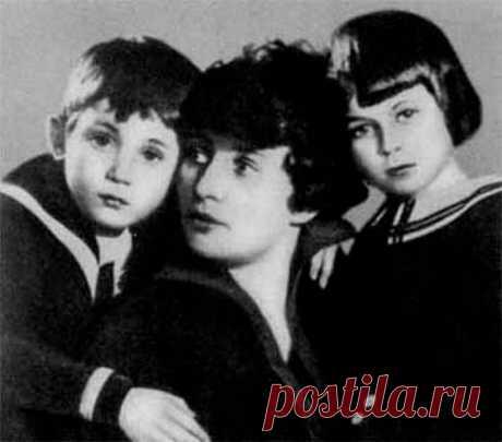 ♥ღ♥Судьба детей Сергея Есенина♥ღ♥