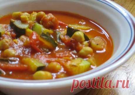 Рагу из кабачков, томатов с горохом нут, в мультиварке Рагу из кабачков, томатов с горохом нут, в мультиварке - пошаговый кулинарный рецепт приготовления с фото, шаг за шагом.