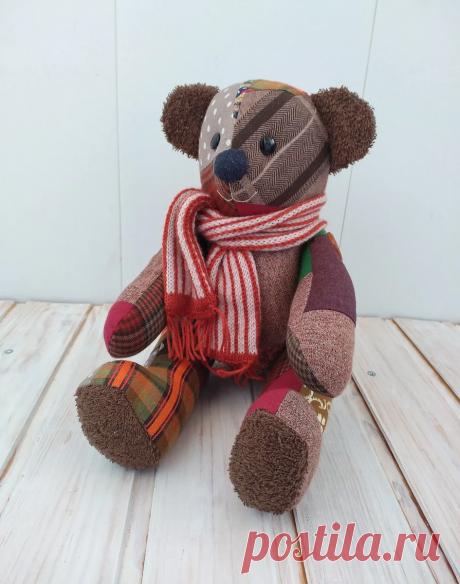 Как я утилизирую обрезки ткани, нитей для вязания. Что делаю из старых кофт и джинсов. | Handmade для всех | Яндекс Дзен