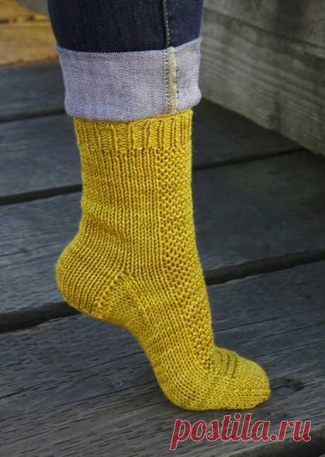 Вязаные спицами носки RYE для всей семьи, Вязание для детей