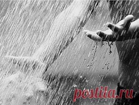 Вызыватель дождя (притча)