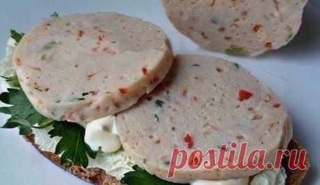 Диетическая колбаса в кружке: можно есть даже на ночь и не бояться за свой вес!
