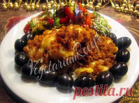 Запеканка из цветной капусты - рецепт с фото Вкусная запеканка из цветной капусты с горчичным соусом и сыром - пальчики оближешь. Пошаговый рецепт.
