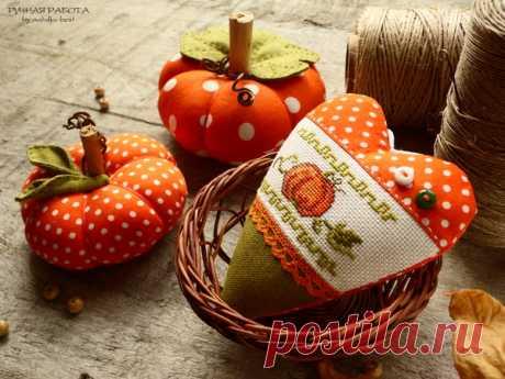 Оранжевая осень