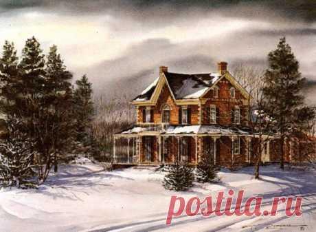 Рождество от Триша Романс (Trisha Romanse)